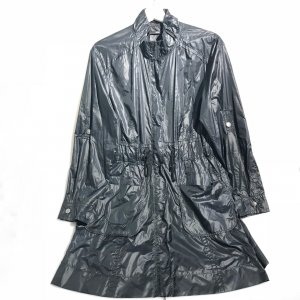 Dark Blue Hugo Boss Rain Coat