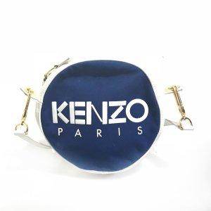 Dark Blue Kenzo Cross Body Bag