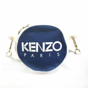 Dark Blue Kenzo Cross Body Bag