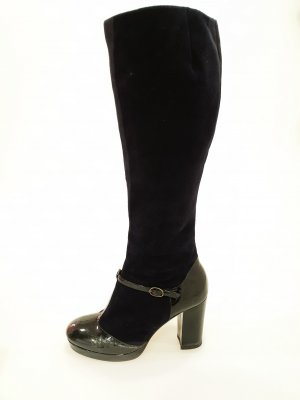 Dark Blue Marc By Marc Jacobs Boot