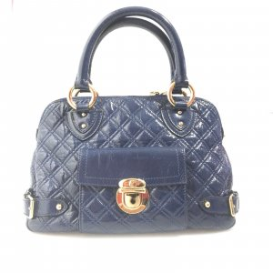 Dark Blue Marc Jacobs Shoulder Bag