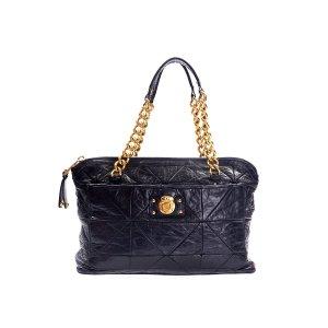 Dark Blue Marc Jacobs Shoulder Bag