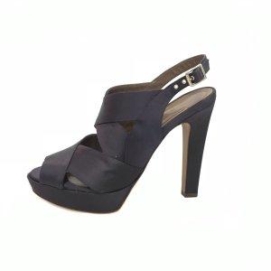 Dark Blue Marni High Heel