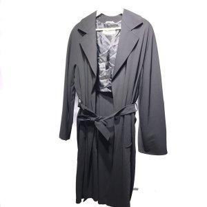 Dark Blue Max Mara Trench Coat