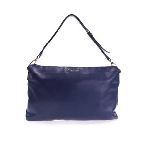Dark Blue Miu Miu Shoulder Bag
