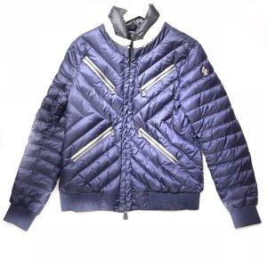 Dark Blue Moncler Jacket