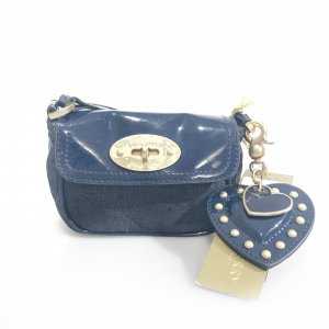 Dark Blue Mulberry Cross Body Bag