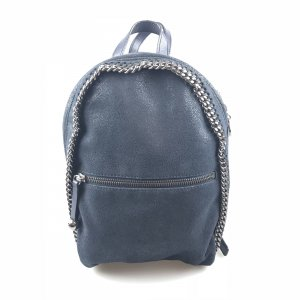 Dark Blue Stella McCartney Backpack