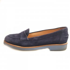 Tod's Loafers donkerblauw