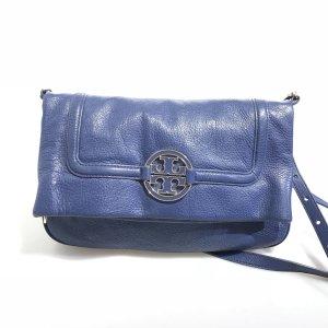 Dark Blue Tory Burch Cross Body Bag