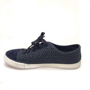 Dark Blue Tory Burch Sneaker