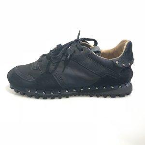 Dark Blue Valentino Sneaker