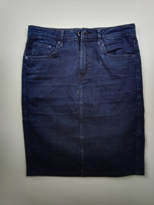 Dark Denim Stretch Rock