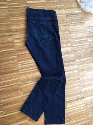 Gstar 7/8-jeans donkerblauw