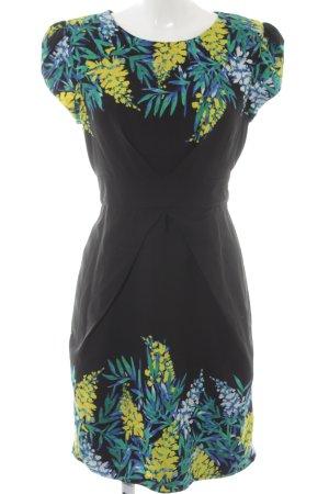 Darling Empire Dress floral pattern elegant