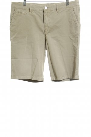 Darling Harbour Bermudas beige casual look