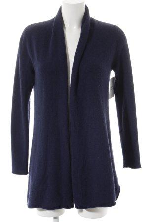 Darling Harbour Cardigan dunkelblau schlichter Stil