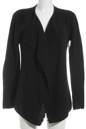 Darling Harbour Cardigan schwarz Street-Fashion-Look