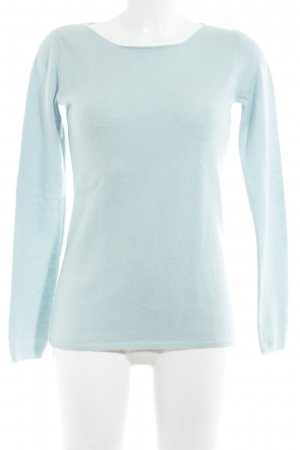 Darling Harbour Cashmerepullover babyblau Casual-Look