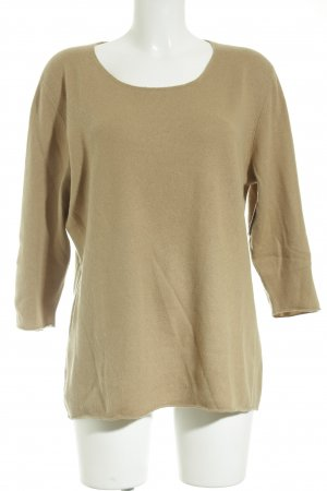 Darling Harbour Cashmerepullover camel Casual-Look
