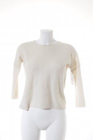 Darling Harbour Cashmerepullover creme Casual-Look