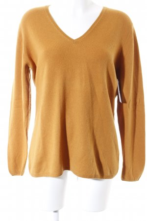 Darling Harbour Cashmerepullover mehrfarbig Casual-Look