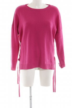 Darling Harbour Cashmerepullover pink Casual-Look