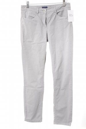 Darling Harbour Five-Pocket-Hose grau Casual-Look