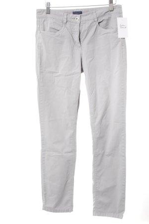 Darling Harbour Pantalon cinq poches gris style décontracté
