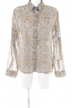 Darling Harbour Hemd-Bluse florales Muster Antik-Look