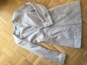 Darling Harbour Blazer long argenté-gris clair