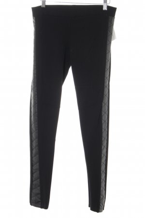 Darling Harbour Leggings schwarz Biker-Look