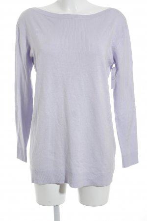 Darling Harbour Longsleeve blasslila Casual-Look