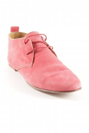 Darling Harbour Schnürschuhe hellrot Casual-Look