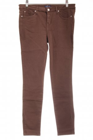 Darling Harbour Skinny Jeans braun Casual-Look