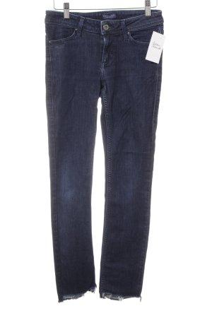 Darling Harbour Skinny Jeans dark blue casual look
