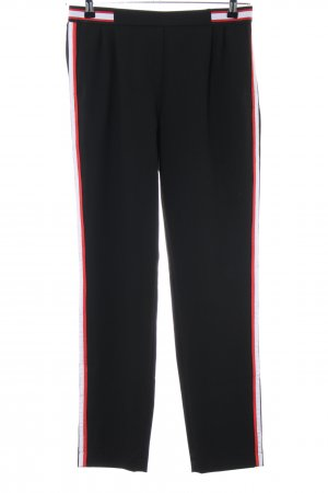 Darling Harbour Jersey Pants striped pattern casual look