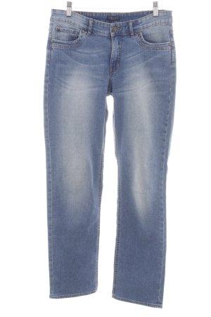 Darling Harbour Straight-Leg Jeans blau Casual-Look