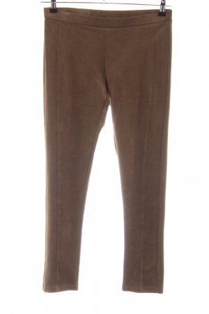 Darling Harbour Stretch Trousers brown casual look