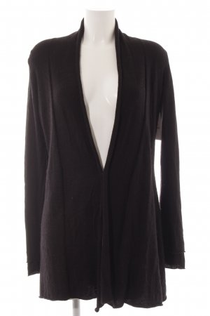 Darling Harbour Strick Cardigan schwarz Casual-Look