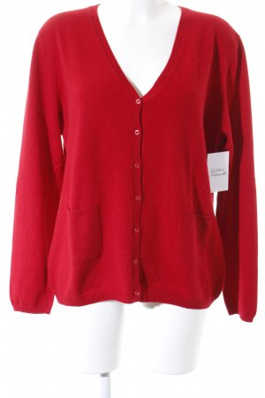 Darling Harbour Strickjacke mehrfarbig Casual-Look