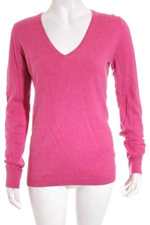 Darling Harbour Strickpullover pink Casual-Look
