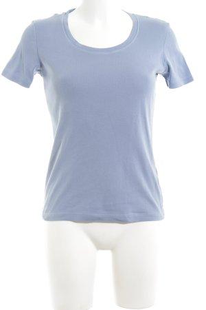 Darling Harbour T-Shirt blau Casual-Look