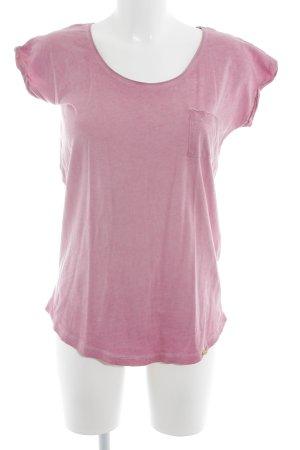 Darling Harbour T-Shirt rosa Casual-Look