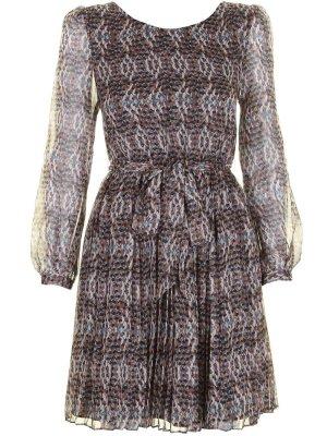 """""""Darling London"""" luftiges Kleid - Vintage Stil - Gr. M / 38 Neu! Zart wie Seide"""