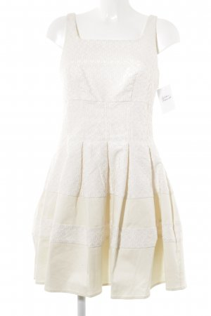 Darling Minikleid creme Romantik-Look