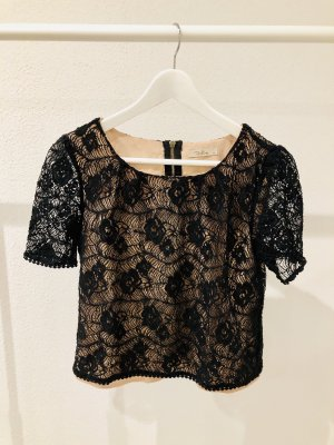 Darling Lace Top black