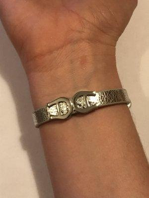 Das ideale Geschenk!! - Super schönes Leder-Armband von Aigner!!