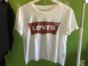 Das klassische Levi's Tshirt, Cropped