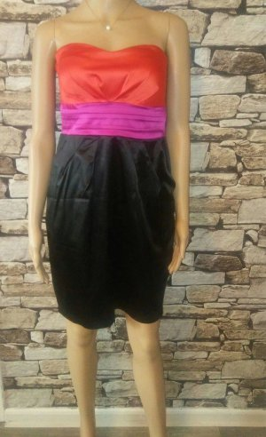 Ann Christine Bustier Dress multicolored mixture fibre